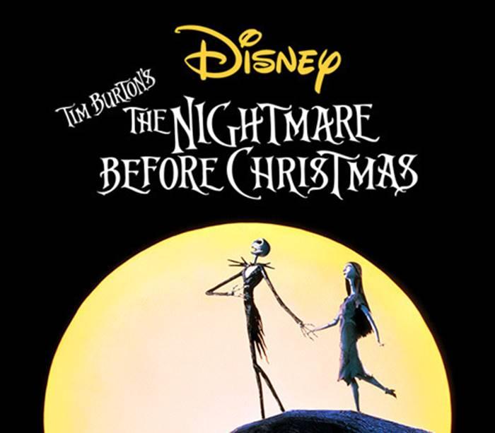 film keluarga natal - the nightmare before christmas