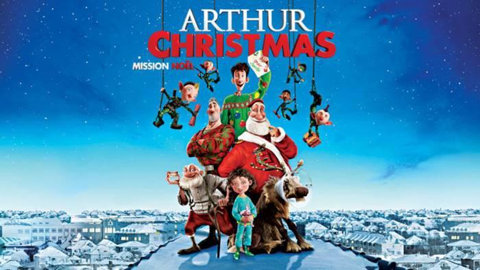 film keluarga natal - arthur christmas