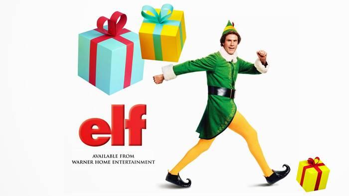 film keluarga natal - elf
