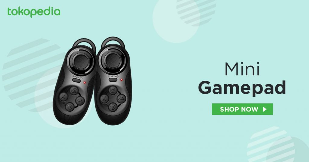 mini gamepad