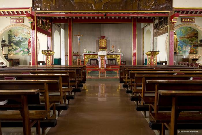 gereja tertua dan terindah di Jakarta