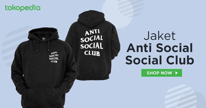 7f781eb9e950 Jual Jaket Anti Social Social Club