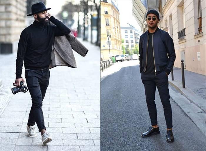 Hasil gambar untuk orang berkulit gelap dengan baju bermotif
