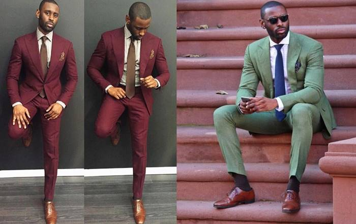 Tips Memilih Warna Baju Untuk Pria Berkulit Gelap Tokopedia Blog