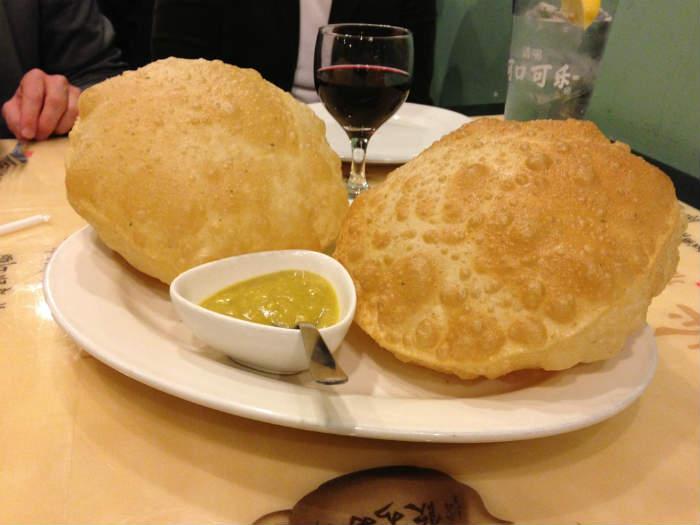makanan khas India