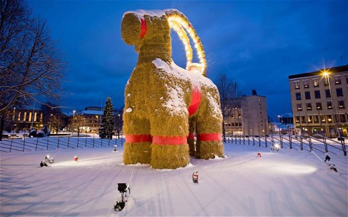 tradisi natal