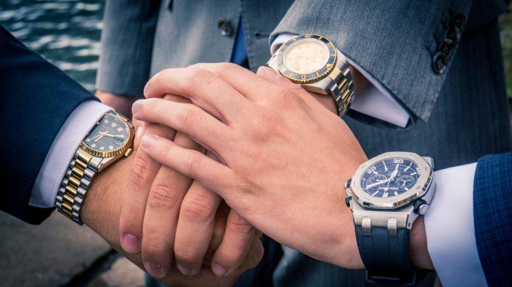 cara memilih jam tangan pria berkualitas
