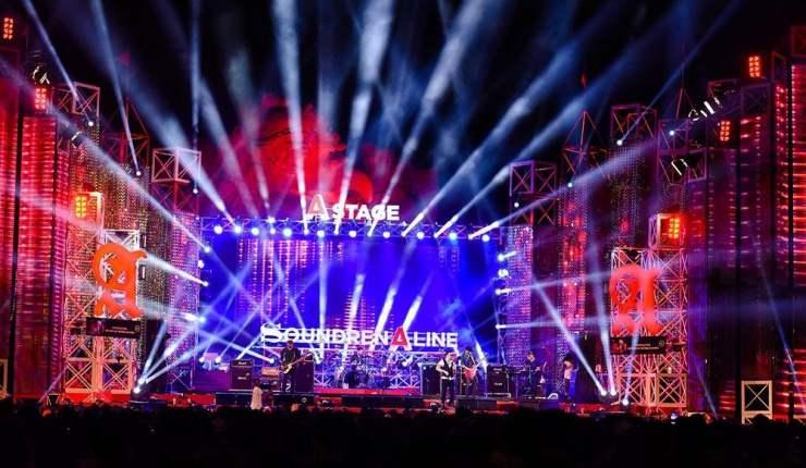 acara / konser musik tahunan indonesia