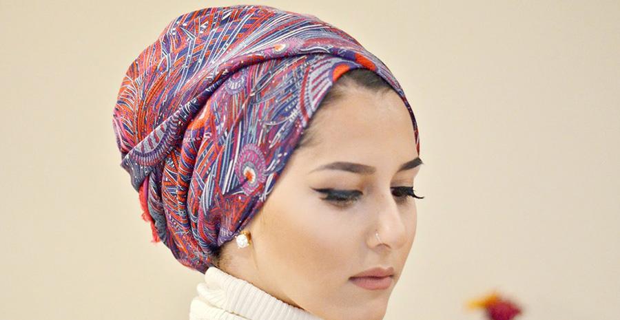 tutorial membuat turban
