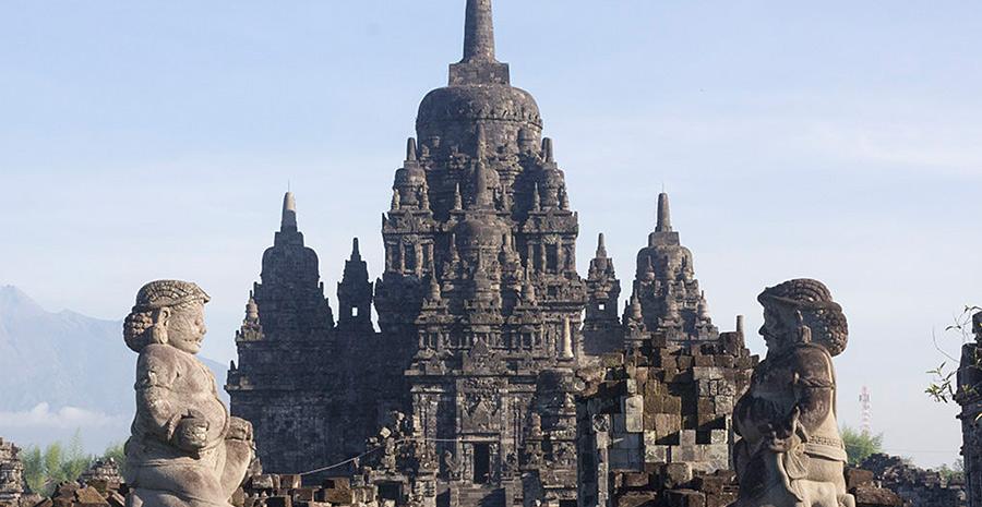 CANDI hindu buddha di Indonesia