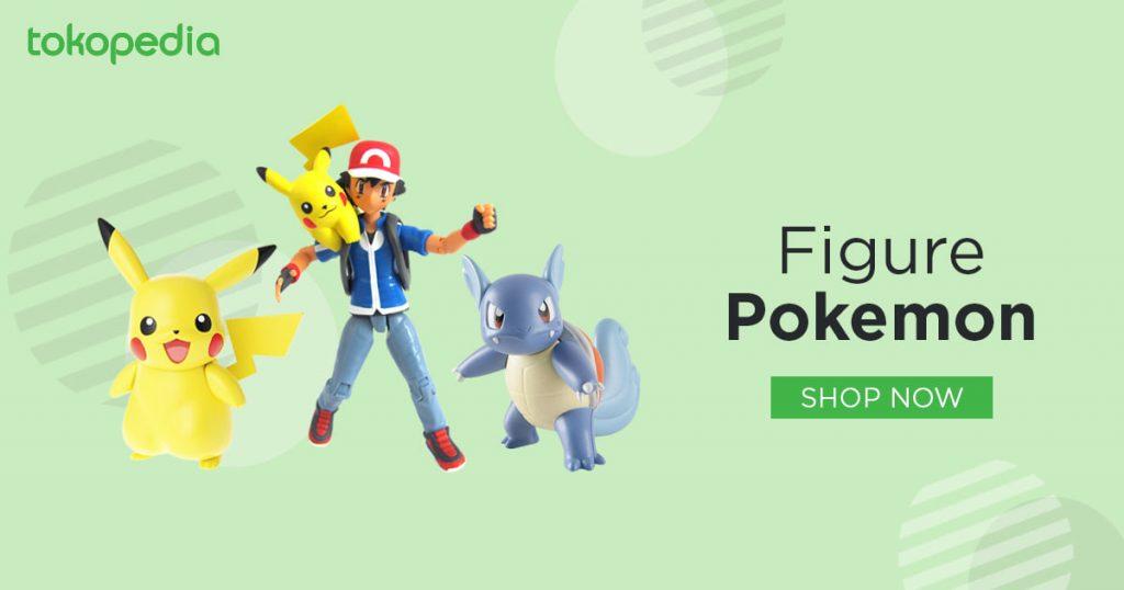 figur pokemon