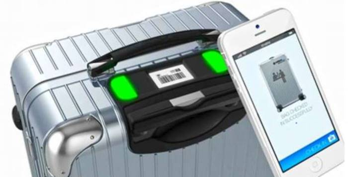 gadget traveling luggage tracker