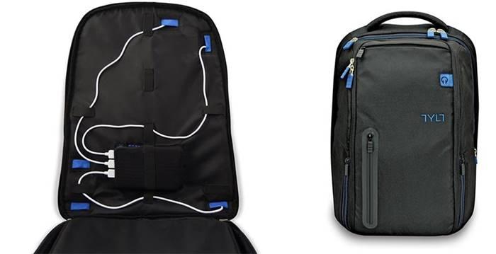 gadget traveling electronik backpack