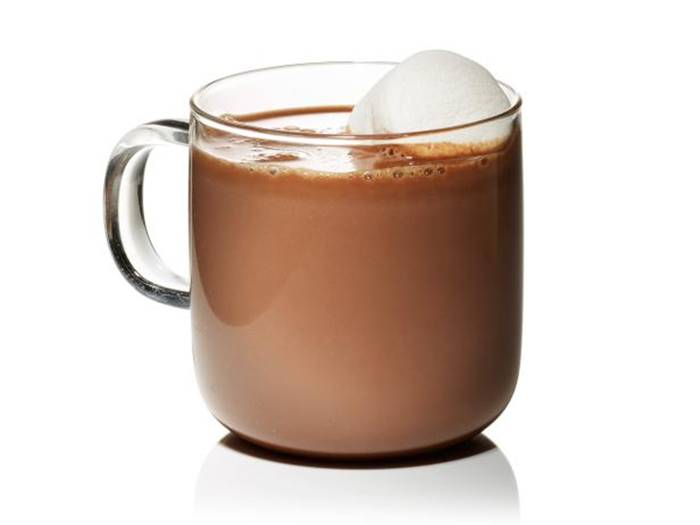 minuman hangat cokelat