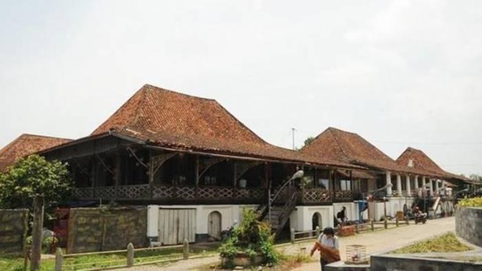 Kampung Kapitan tempat wisata di palembang