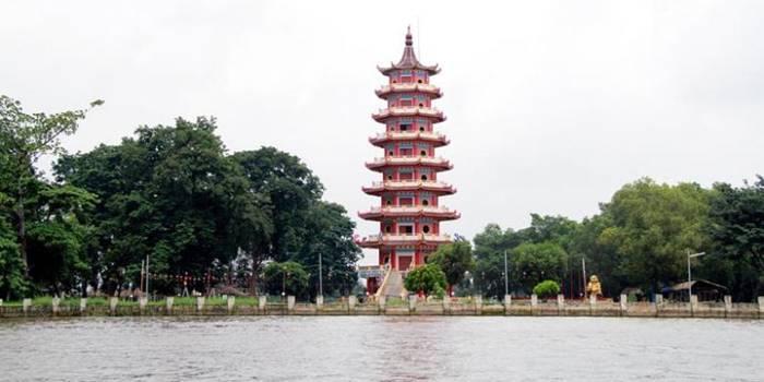 Pulau kemaro tempat wisata di palembang