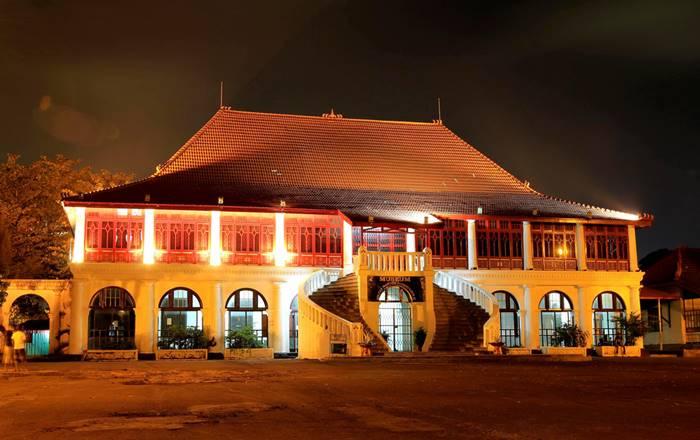 Museum Sultan Mahmud Badaruddin II tempat wisata di palembang