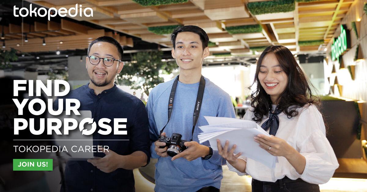 Daftar Info Lowongan Kerja 2020 Terbaru Indonesia Tokopedia