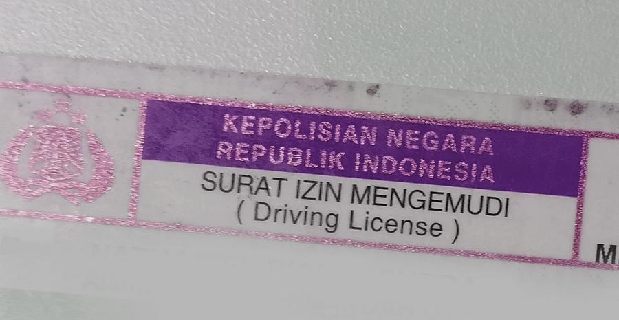 cara membuat SIM dan cara memperpanjang SIM