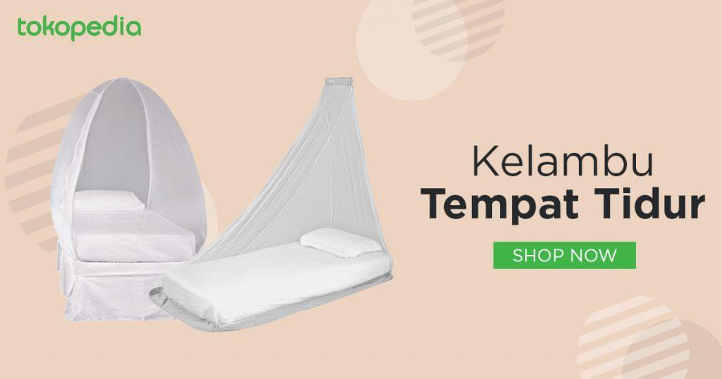jual kelambu tidur