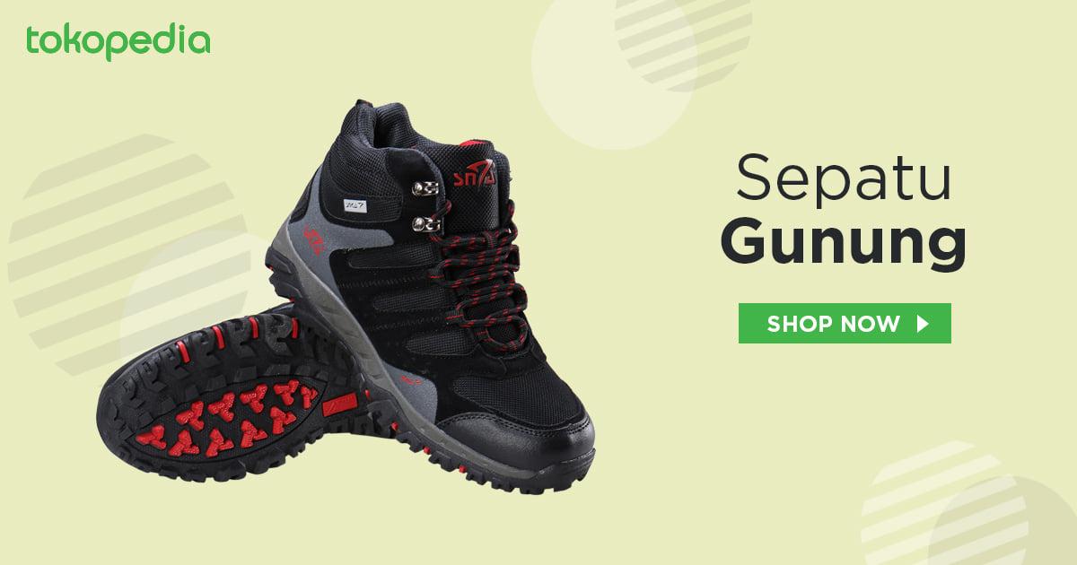 Jual Sepatu Gunung - Sepatu Hiking Harga Terbaik  82029c6db5
