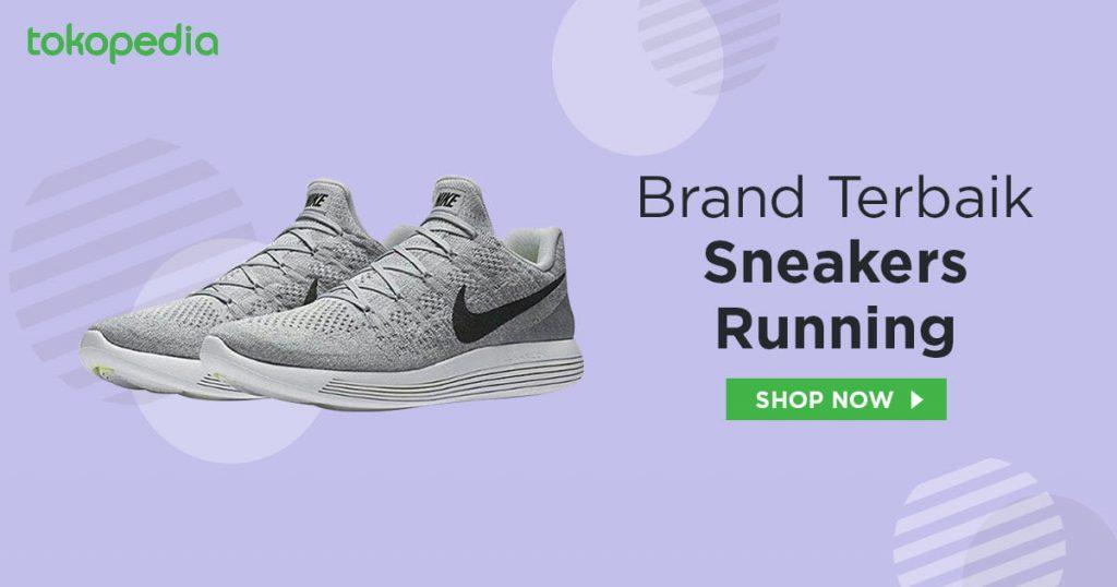 jual sepatu running