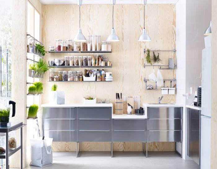 76 Ide Desain Dapur Lorong HD Paling Keren Download Gratis