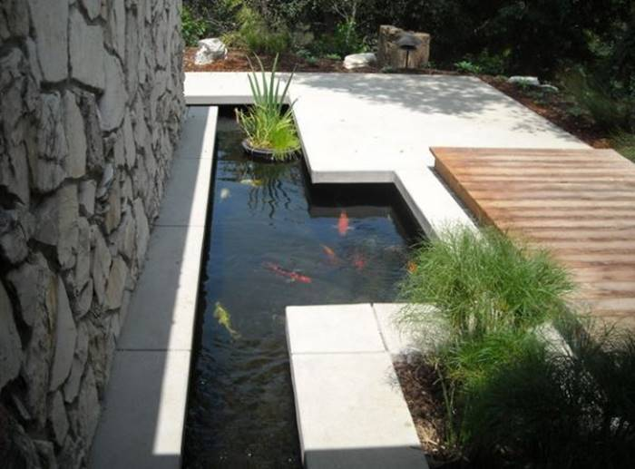 desain kolam ikan 1