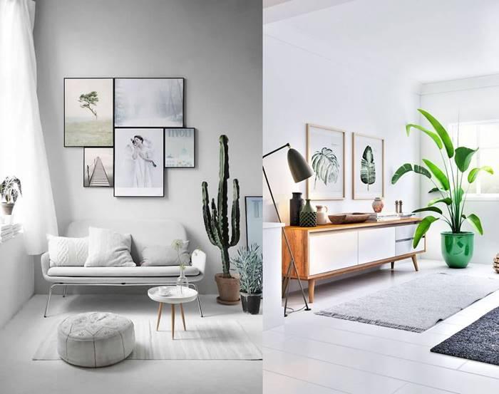 Desain ruang keluarga modern minimalis