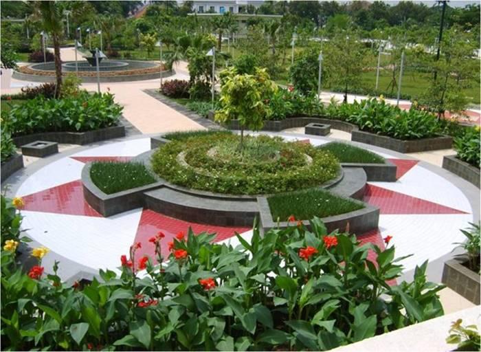 taman kota terbaik di Jakarta