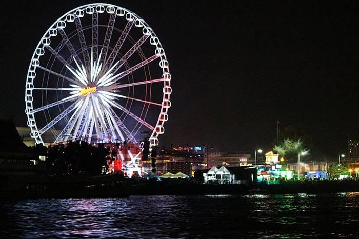 tempat wista di Bangkok terbaik - Asiatique