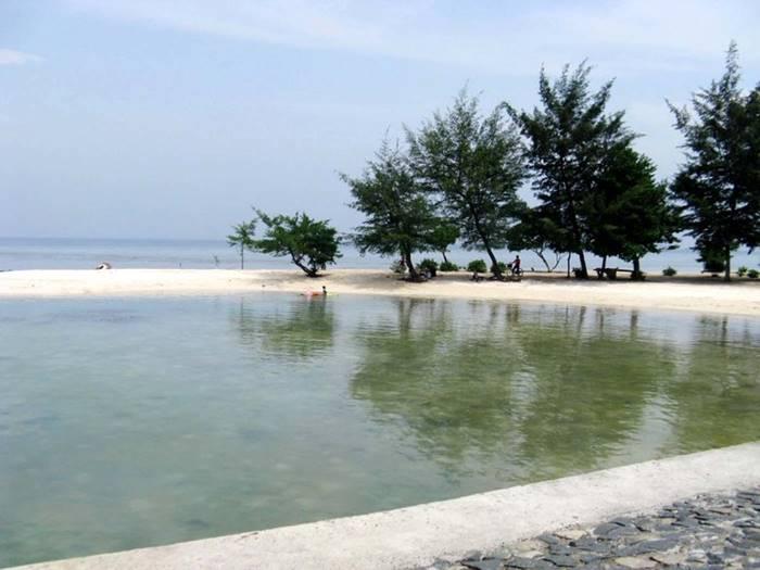 tempat wisata alam di jakarta - pulau seribu