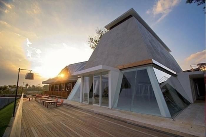 hotel unik di Indonesia
