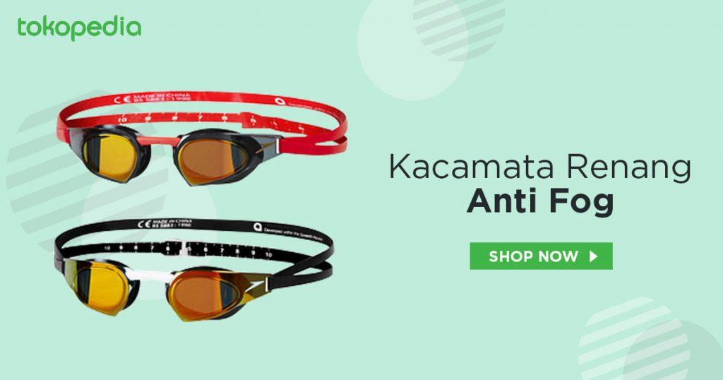 kacamata anti fog