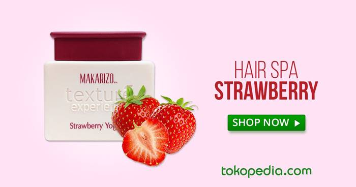 hair spa strawberry