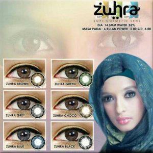 softlens untuk mata sensitif