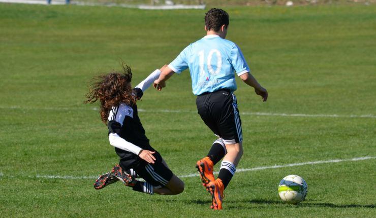 teknik dasar permainan sepak bola
