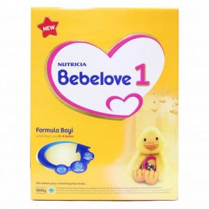 merk susu formula terbaik untuk bayi 0-6 bulan