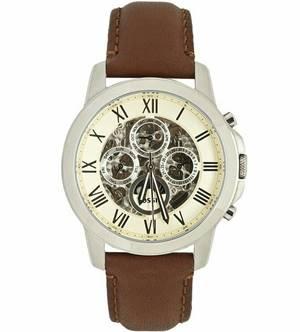 Merk Jam tangan pria terbaik - Fossil