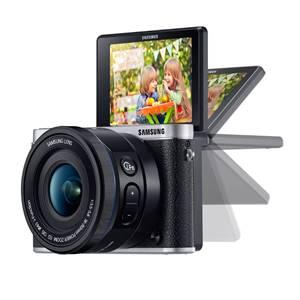 kamera mirrorless terbaik - Samsung NX3000