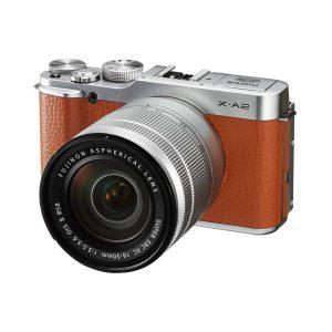 kamera mirrorless murah terbaik - Fujifilm X-A2