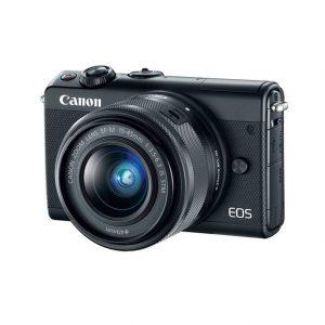 kamera mirrorless murah terbaik - Canon EOS M100