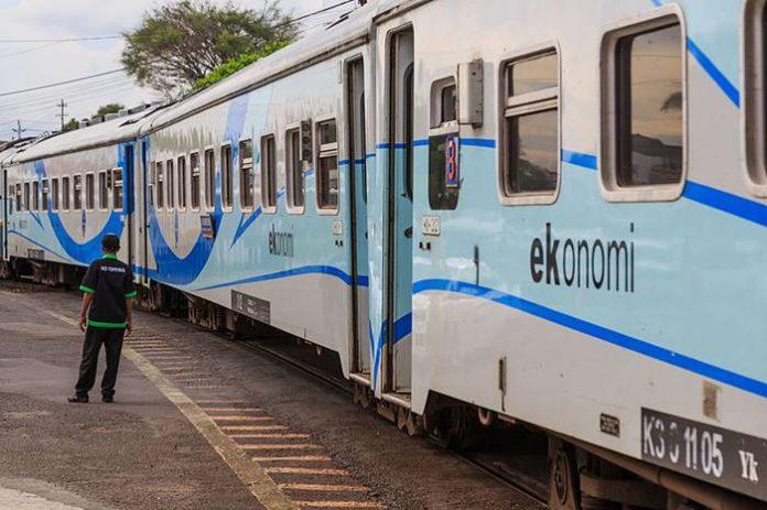 mengenal sub kelas kereta api indonesia