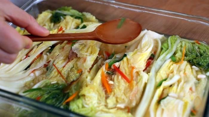 Jenis-jenis Kimchi