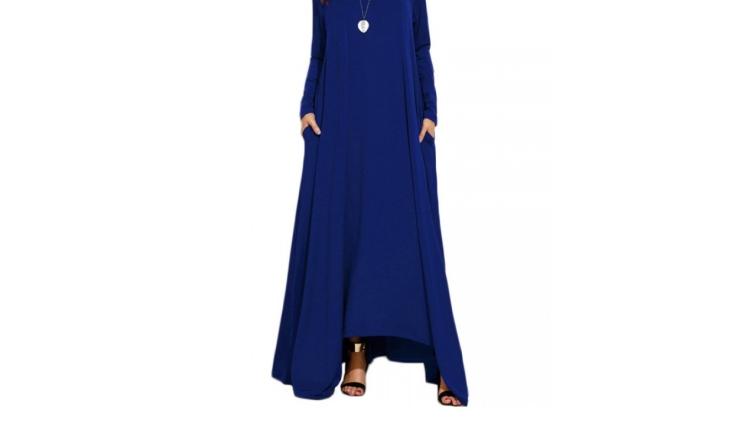tips fashion hijab untuk orang gemuk