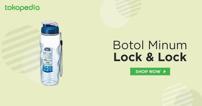 botol minum lock n lock