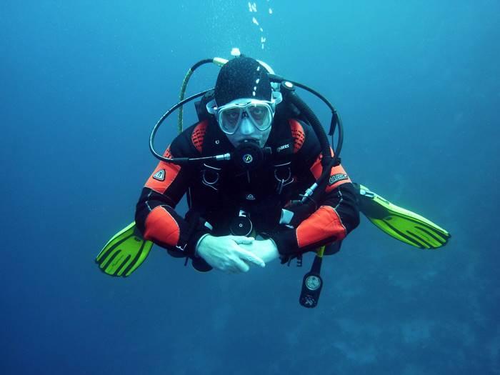 7 Kegiatan Menarik yang Bisa Dilakukan di Karimun Jawa - Diving