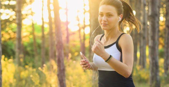 earphone khusus olahraga