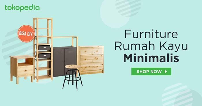 jual furnitur kayu minimalis