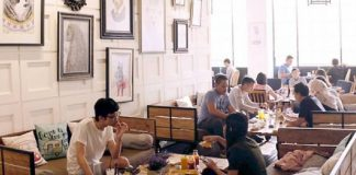 Tempat nongkrong di Jogjakarta